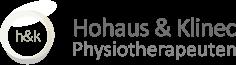 Hohaus & Klinec Physiotherapeuten Mobile Logo